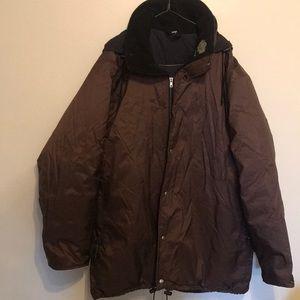 Kanuk winter jacket size L - XL